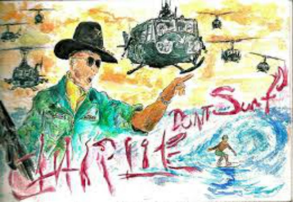 Charlie don't surf, by S. Sayyid